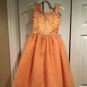 Tiffany pageant dress 6/8